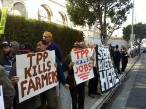 TPP Protest 2